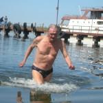 Яхтклуб купание